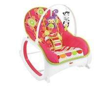Fisher Price Infant To Toddler Rocker And Chair Floral Confetti