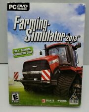 Farming Simulator 2013 (PC) Game Disc Included