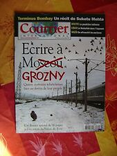 Courrier International   N°750   17 Mars 2005 : Ecrire a grozny