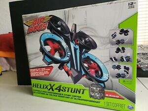 Air Hogs Helix X4 Stunt Copter Sealed UNOPENED ITEM*