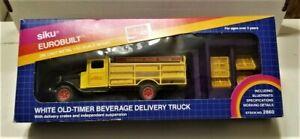 Siku Coke - Coca-Cola Old Timer Delivery Truck - New In Box