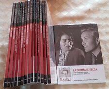15 DVD IL CINEMA DI PASOLINI NUOVI E SIGILLATI