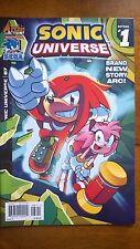 Sonic Universe #87 VF/NM combine ship Archie Sega low print
