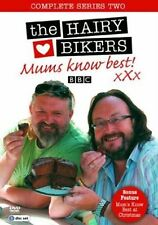 Hairy Bikers - Mum Knows Best Series Two 5036193098192 DVD Region 2