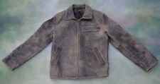 Vintage Route 66 Men's Leather Jacket Size Small.