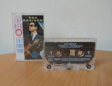 """ROY ORBISON-THE BIG """"O""""-THE EARLY YEARS-23 TRACKS-PICKWICK-CASSETTE"""