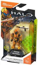 Mega Bloks Halo Mega Construx Heroes Series 3 Spartan Helioskrill Mini Figure
