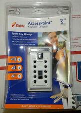 Kidde Ge Key Safe 001360 Supra S5 5 Key Capacity White
