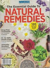 Newsmax Special Publications The Essential Guide to Natural Remedies 2019