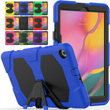 For Samsung Galaxy Tab A 10.1 8.0 Tablet Screen Protector Shockproof Case Cover