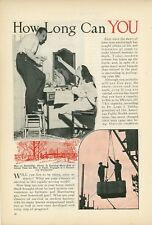 1933 Dangers & Risks in Home Life & Work Can You Outwit Death Accidents