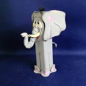 "Bastelset: Pfahlfigur ""Elefant"" ca. 19cm"