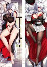"150x50 Azur Lane Anime Dakimakura pillowCase Hug Cushion Cover 59"" Graf Zeppelin"