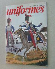 Les Armees De L'Histoire Uniformes – Decembre 1986
