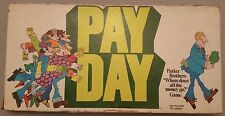 Vintage PAYDAY PAY DAY Where Does All the Money Go 1975 98% Complete