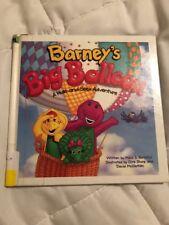 Barney's Big Balloon A Hide And Seek Adventure 1995