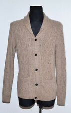 H&M Chunky, Cable Knit Collared Jumpers & Cardigans for Men