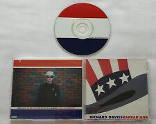 Richard DAVIES Barbarians USA Orig CD KINDERCORE (2000) indie rock MINT