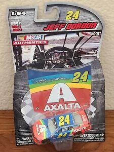 2016 Wave 2 Jeff Gordon Axalta 2015 Retro Rainbow Bristol 1/64 NASCAR Authentics