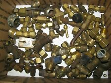 Brass Fittings-Some New some Old-9# in all