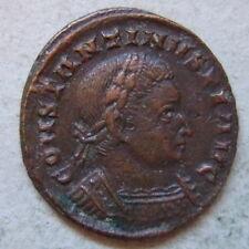 Empire romain follis billon Constantin I Londres / Constantine I follis London