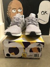 Adidas UltraBOOST 3.0 Continental Clear Grey Men Running Shoes Size 9.5