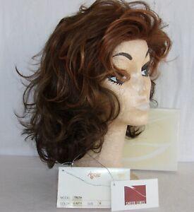 Gabor Sheer-Lines Wig-NIB-G627+ Hazelnut Mist-Big Open Curls-Average