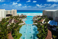 Westin Lagunamar Oceanfront Cancun Resort  Sleeps 4,7nights 2022 dares available