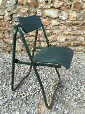 RARE CHAISE MODERNISTE BIENAISE N°1 Fabrication Harry & Franck Nelson circa 1930
