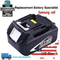 6.0Ah 18V Li-Ion LXT Compact Battery Tool BL1860 BL1830 Lithium For Makita NEW