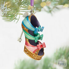Disney Parks Good 3 Three Fairies Shoe Ornament - Sleeping Beauty