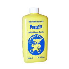 Pustefix Liquido per Bolle - Ricambio da 500 ml - Magia per Bambini