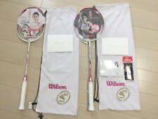 WILSON BADMINTON RACKET MISAKI MATSUTOMO MODEL JAPAN FIERCE CX 9000J LIMITED