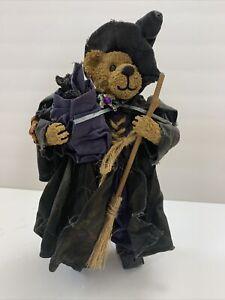 "Boyds Bear ""Tabitha Crumpleton"" Bears & Hares.You Can Trust.Meet the Crumpletons"