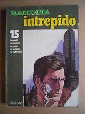Raccolta INTREPIDO n°7 1982 - Arretrati del 1981   [D19]