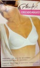 sujetador mujer con aro BLANCO PLAYTEX modelo 5770 Talla 90 B NUEVO BRA LENCERIA