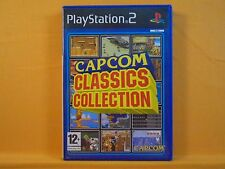 ps2 CAPCOM Classics Collection Vol 1 Volume One PAL UK Version