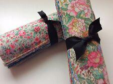"Vintage Bouquet Shabby chic light precut 10"" layer cake 100% cotton fabric quilt"