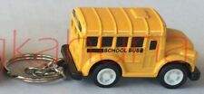 Mystery Manufacture - School Bus Keychain - Die-Cast Vehicle