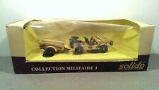 Solido Jeep Auto Union Collection Militaire I *Vi540-38