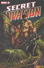 SECRET INVASION N° 4 VARIANT comics Panini Marvel TIRAGE LIMITE