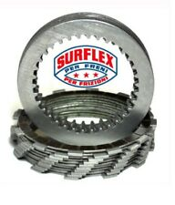 Harley Davidson 1340 Big Twin 1990 - 1997 Surflex Complete Clutch Plate Kit