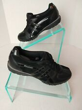 Skechers Women's Speedsters Black Walking Shoes/Sneakers 21062 Size 9. #694