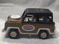 Vintage Land Rover Tootsie Toy Vehicles metal plastic toy car Tootsietoy