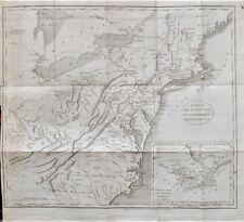 WELD: VOYAGE AU CANADA, PENDANT LES ANNÉES 1795, 1796 ET 1797. PARIS-1800.