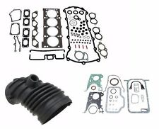 For BMW E36 318i 318is Head Gasket Set+Air Mass Meter Boot+Engine Short Block GS