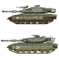 HobbyBoss 82441 82429 82915 82916 1/35 1/72 Israeli IDF Merkava MK.ⅢD/MK IV MBT