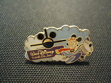 DISNEY TRAVEL COMPANY 2001 MICKEY MOUSE EARFORCE ONE PIN