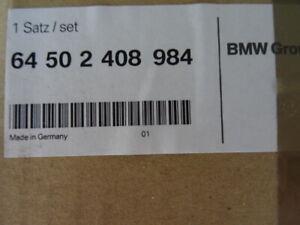BMW NACHRÜSTUNG MOTORFERNSTART Remote Engine Starting  64502408984