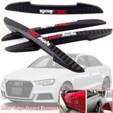 For Audi A3 Car Side Door Edge Guard Bumper Trim Protector PVC Stickers 4pcs